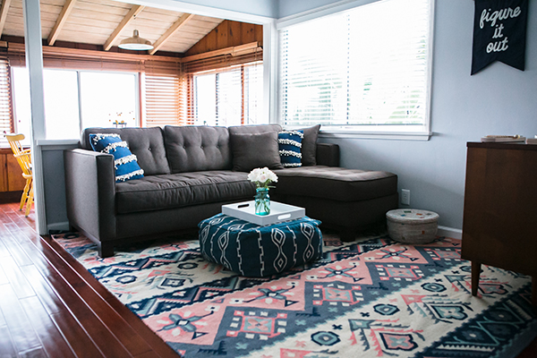 captivating choosing rug size living room | Odds & Ends: How to Choose the Right Size Rug for Your ...