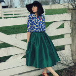 Chic of the Week: Laura's Modern Vintage Muse
