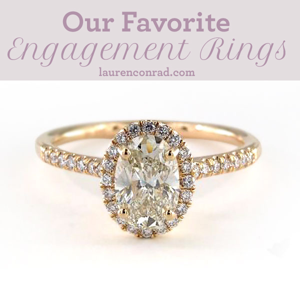 favorite engagement rings