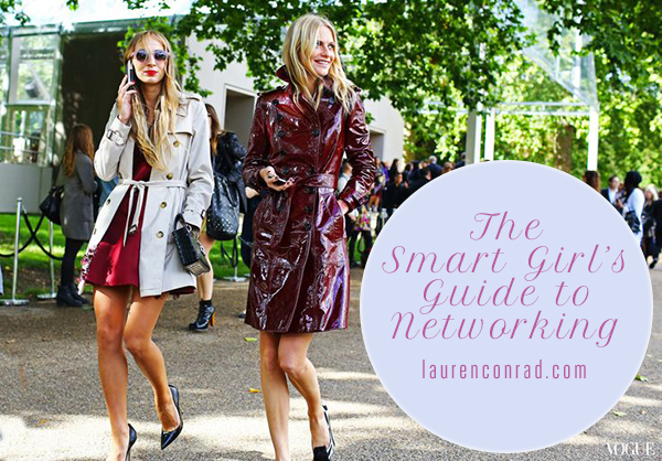 Go For It: The Smart Girl's Guide to Networking