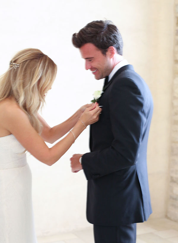 Looking back at Lauren Conrad's wedding day.