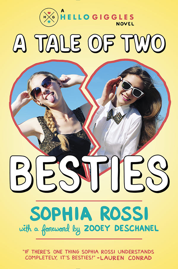Good Reads: A Tale of Two Besties