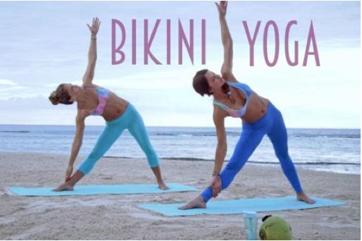 Tone It Up: The Bikini Yoga Routine