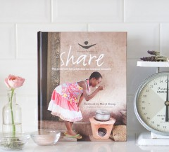 Share Cook Book {The Little Market}