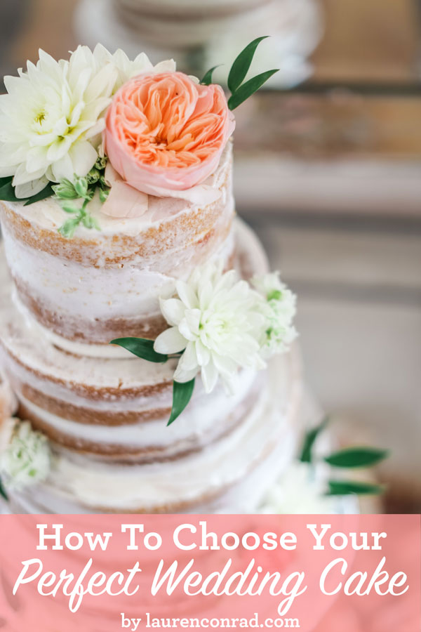 Wedding Bells: How to Choose Your Perfect Wedding Cake