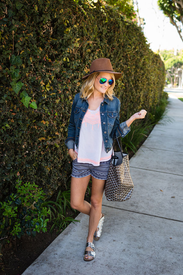 Chic of the Week: Ashley's Transitional Trends