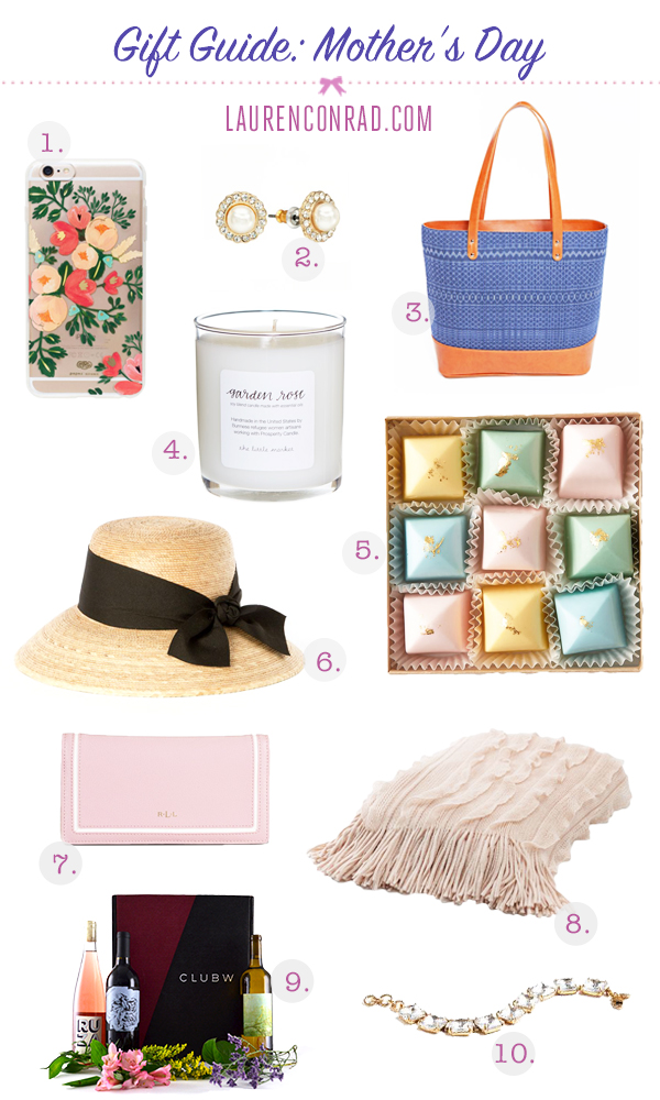 Lauren Conrad's Mother's Day Gift Guide