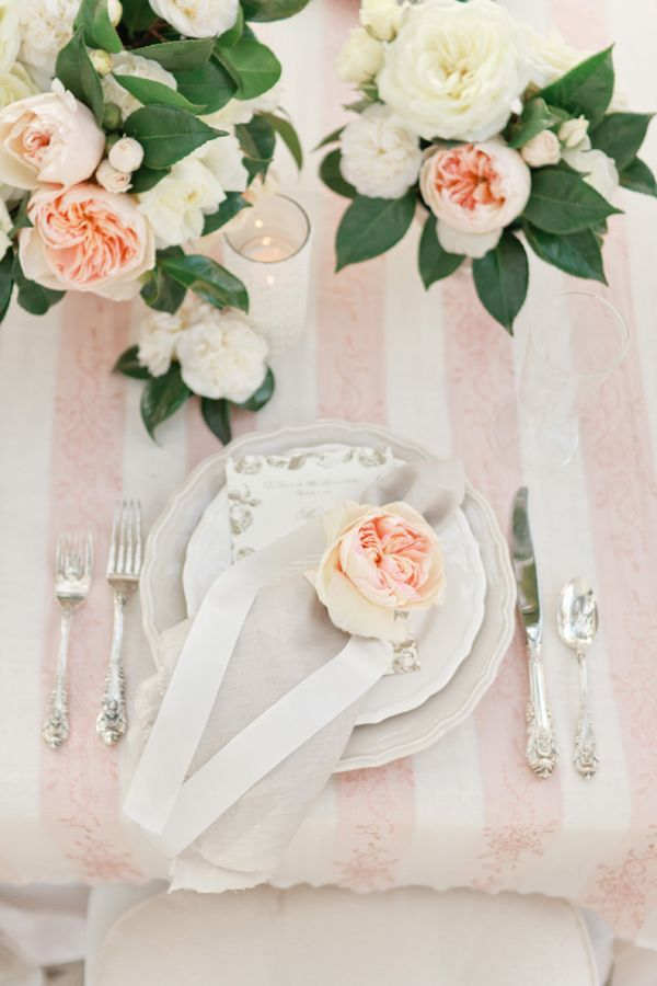 Friday Favorites: Favorite Place Setting