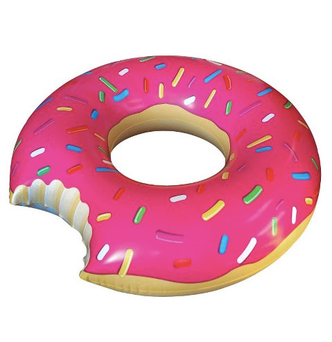 Target Giant Donut Pool Float