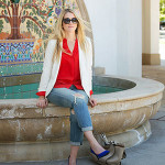 Chic of the Week: Luci's Patriotic Ensemble
