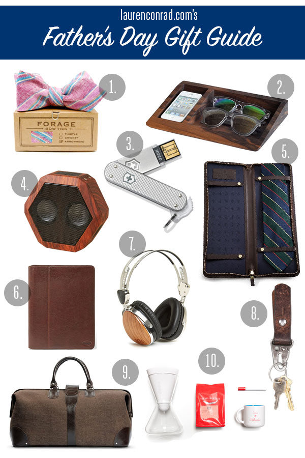 The best Father's Day gift roundup from LaurenConrad.com