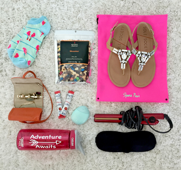 Learn how to pack the right way with us today on LaurenConrad.com!