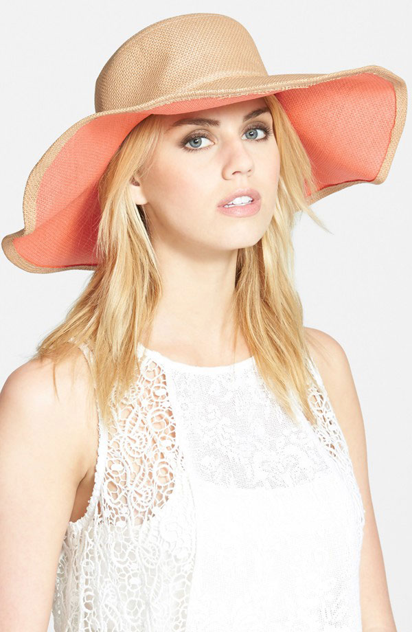 4ddde8956111bb Echo Lagoon Floppy Hat {the best sun protection for summer!}