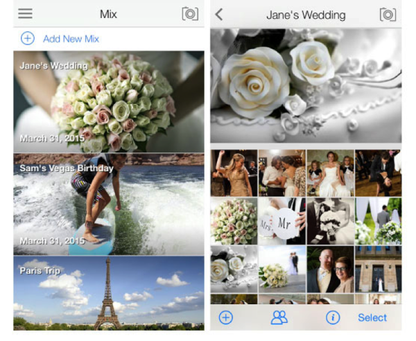Storing and sharing your photos has never been easier {and more organized!}