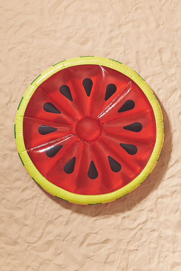 Urban Outfitters Watermelon Slice Pool Float