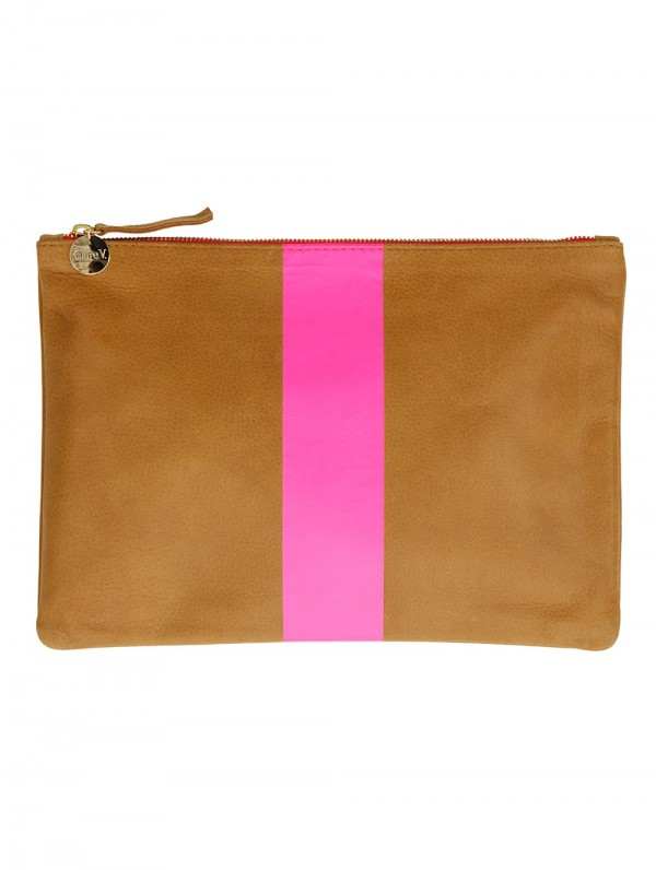 Favorite Bag {this pretty clutch by Clare V.}