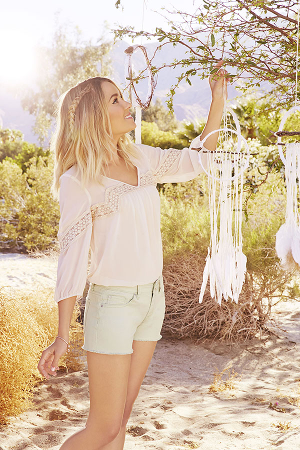 The latest LC Lauren Conrad collection is a dream!