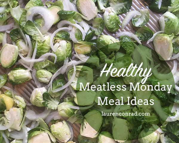 Meatless Monday never looked so yummy!