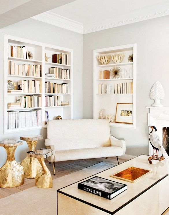 Favorite Space {this gorgeous office featured on MyDomaine.com}