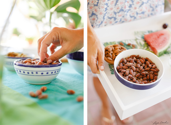 There are so many yummy flavors to choose from when it comes to Blue Diamond almonds!