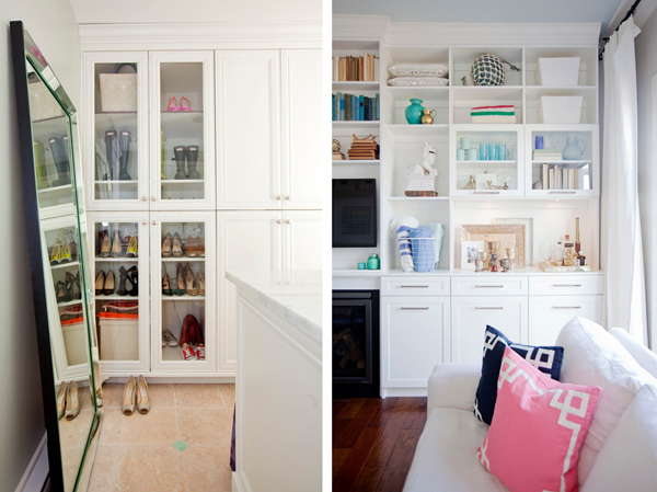 Jillian Harris' house tour.