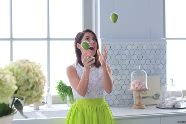 Jillian Harris dishes on how to keep things real.