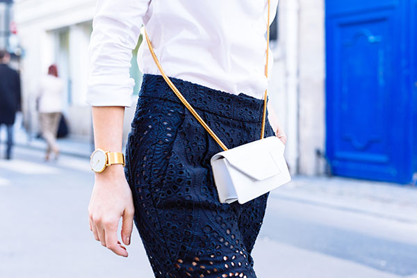 We are all about this purse! Via Margo and Me.