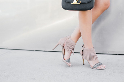 Have fun with fringe {via Style MBA}