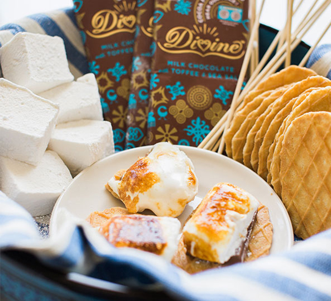 Recipe Box: My Gourmet S'mores