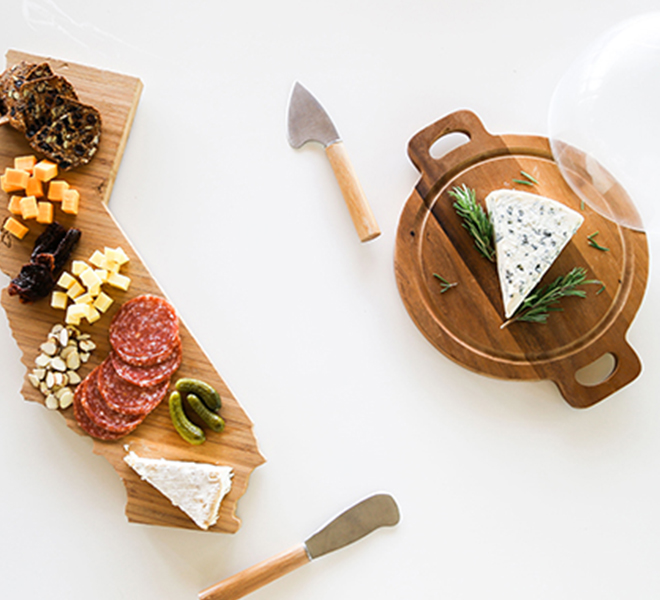 Entertaining 101: The Perfect Cheese Plate, Two Ways