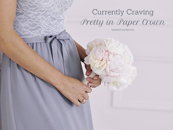 Currently Craving: Pretty in Paper Crown