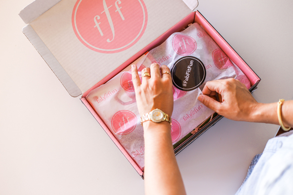 What's inside of our FabFitFun box?