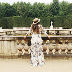 Chic of the Week: Courtney's Mesmerizing Maxi
