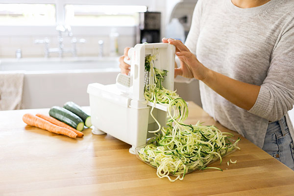 Kitchen Craft Spiralizer Recipes