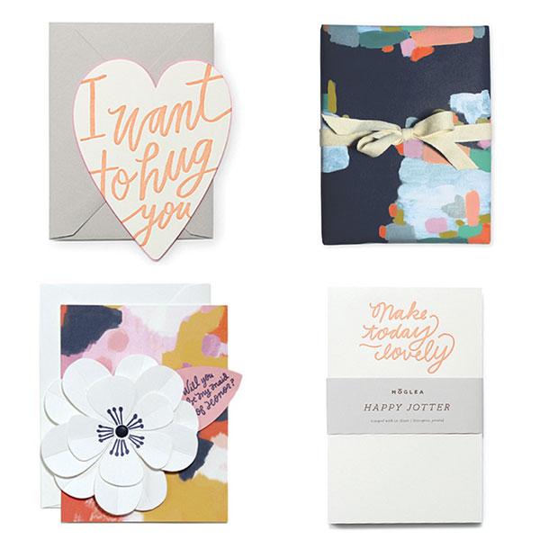 Stationery by Moglea