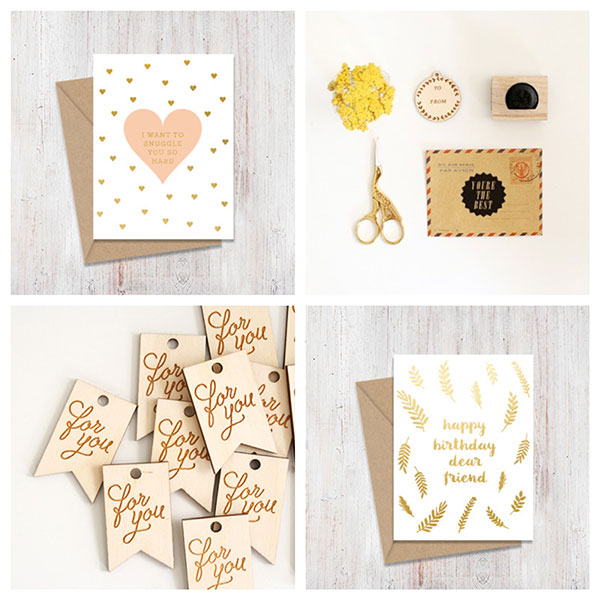 Stationery by Oh, Hello Friend