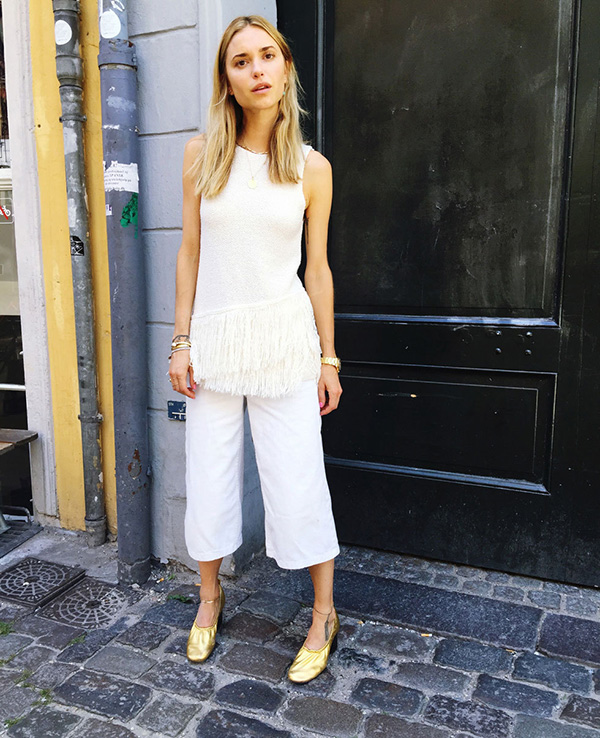 Fringe benefits. {via Look de Pernille}