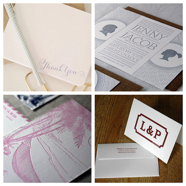 Stationery by Press Engaged