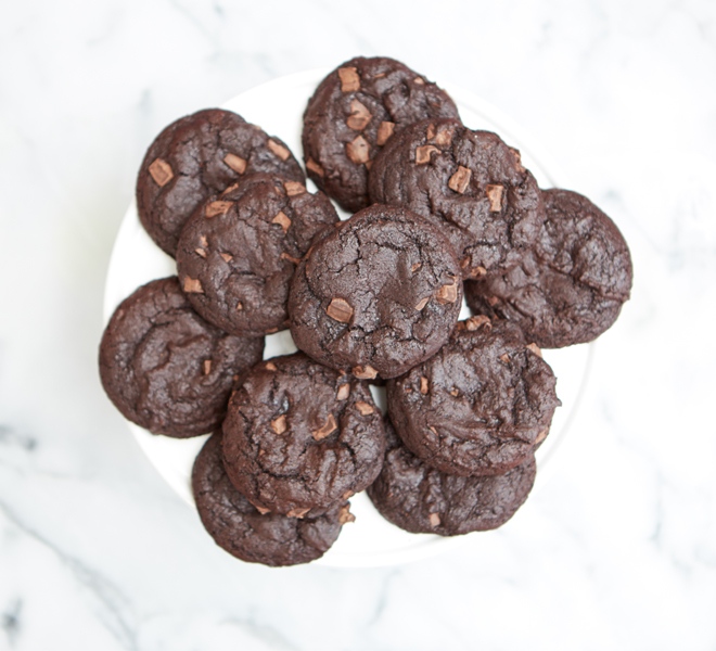 Edible Obsession: Mexican Hot Chocolate Cookies