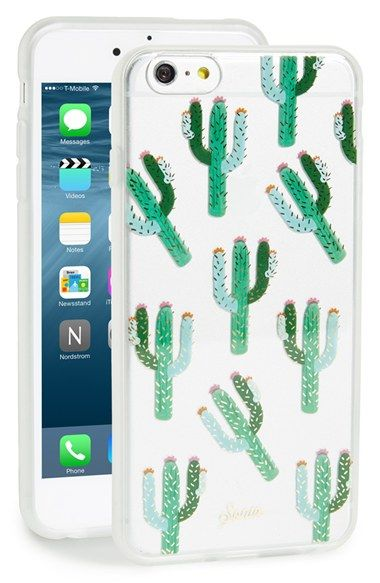 Sonix Clear Cactus iPhone 6 Case