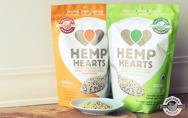 Three tasty recipes featuring Hemp Hearts that we just can't get enough of.