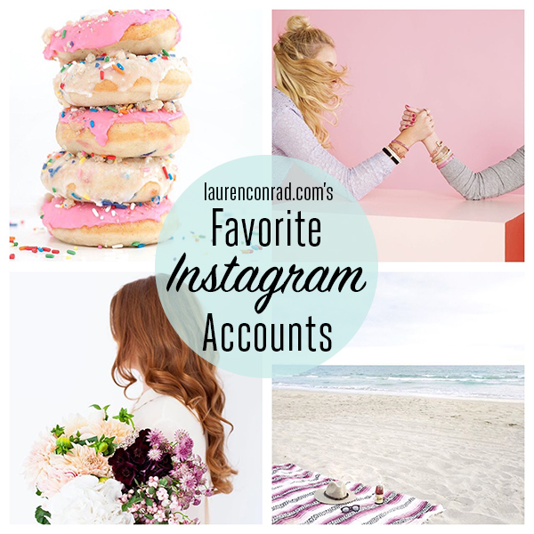 Tuesday Ten: Our New Favorite Instagram Accounts