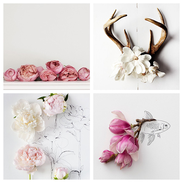 It's easy to see why we love KariHerer so much (can you say peonies?) .