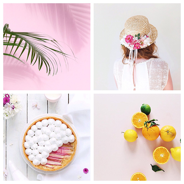 If you dream about Paris (and everything else lovely), this Instagram account will have you swooning.   @MyLittleFabric