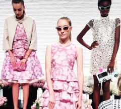 Kate Spade Presentation at #NYFW.