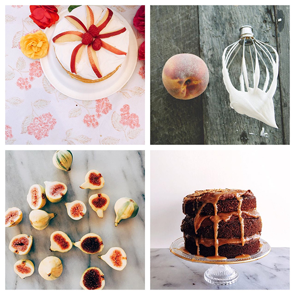 Here's another Instagram account to get your mouths watering (sorry, not sorry!)   @SweetLaurelBakery