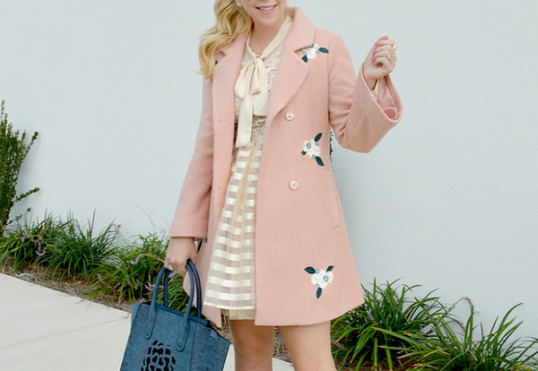This too-cute LC Lauren Conrad option is retro perfection