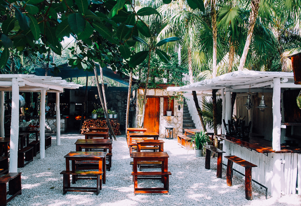 Hartwood Tulum, Mexico | Lucy Laucht for LaurenConrad.com