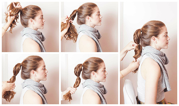 "How to create the perfect ""non-braid."""