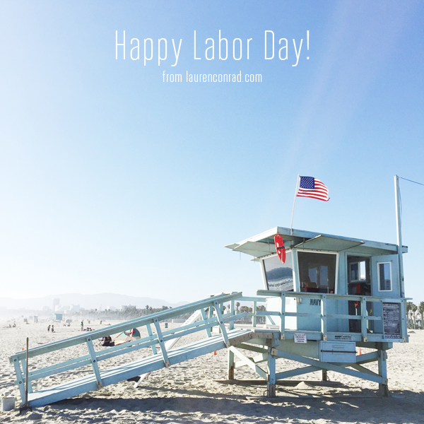 Happy Labor Day from Team LC!
